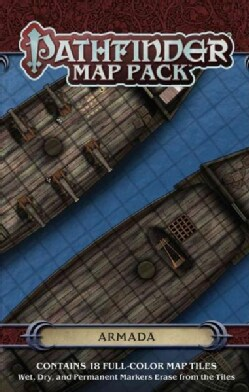 Pathfinder Map Pack: Armada (Game)