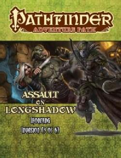 Assault on Longshadow (Paperback)