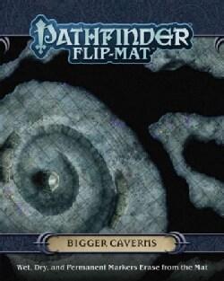Pathfinder Flip-mat Bigger Caverns (Game)