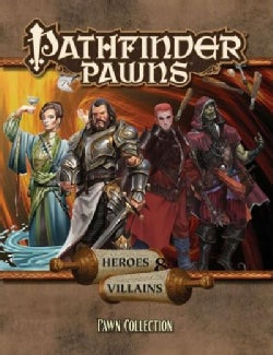 Pathfinder Pawns Heroes & Villains Pawn Collection (Game)