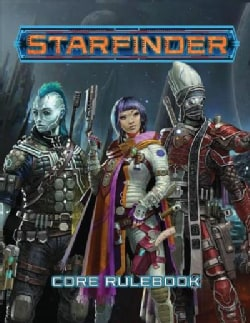 Starfinder Roleplaying Game: Starfinder Core Rulebook (Game)