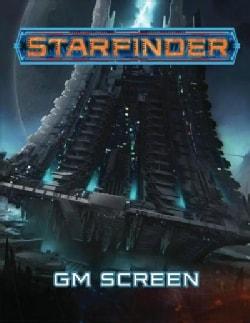 Starfinder Roleplaying Game: Starfinder Gm Screen (Game)