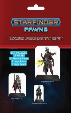 Starfinder Pawns: Base Assortment (Game)
