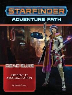 Dead Suns: Incident at Absalom Station (Paperback)