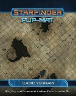 Starfinder Flip-mat Basic Terrain (Game)