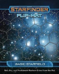 Starfinder Flip-mat Basic Starfield (Game)