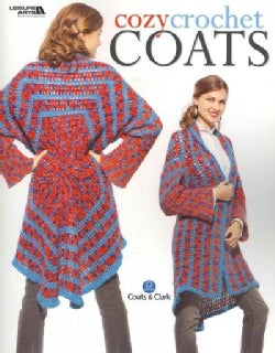 Cozy Crochet Coats (Paperback)