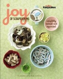 Joy of Scrapbooking (Hardcover)