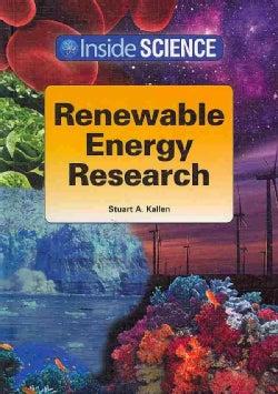Renewable Energy Research (Hardcover)