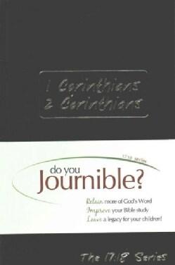 1 & 2 Corinthians (Notebook / blank book)