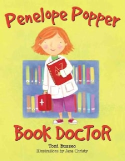 Penelope Popper, Book Doctor (Hardcover)