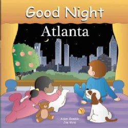 Good Night Atlanta (Board book)