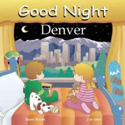 Good Night Denver (Board book)