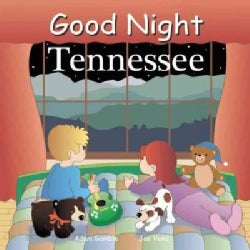 Good Night Tennessee (Board book)