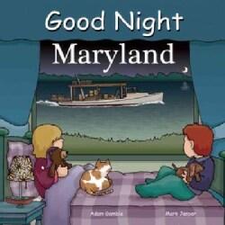Good Night Maryland (Board book)