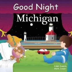 Good Night Michigan (Board book)