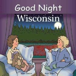 Good Night Wisconsin (Board book)