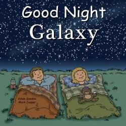 Good Night Galaxy (Board book)