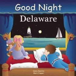 Good Night Delaware (Board book)