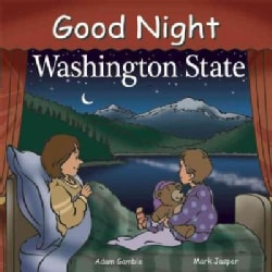 Good Night Washington State (Board book)