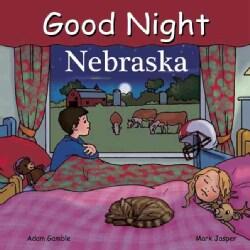 Good Night Nebraska (Board book)