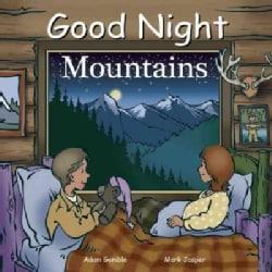 Good Night Mountains (Board book)