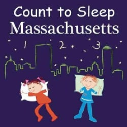 Count to Sleep Massachusetts (Board book)
