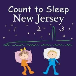 Count to Sleep New Jersey (Board book)