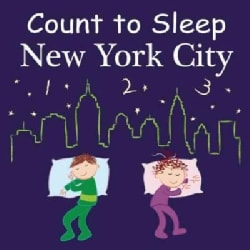 Count to Sleep New York City (Board book)