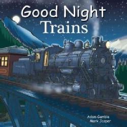 Good Night Trains (Board book)
