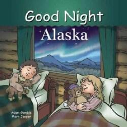 Good Night Alaska (Board book)