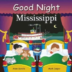 Good Night Mississippi (Board book)
