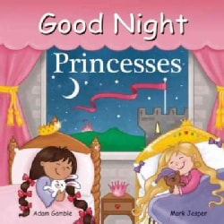 Good Night Princesses (Board book)