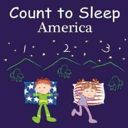 Count to Sleep America (Board book)