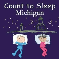 Count to Sleep Michigan (Board book)