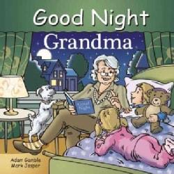 Good Night, Grandma (Board book)