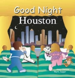 Good Night Houston (Board book)