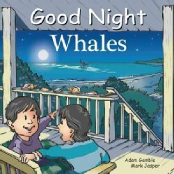 Good Night Whales (Board book)