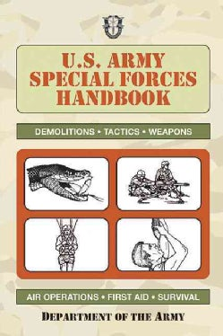 U.S. Army Special Forces Handbook (Paperback)
