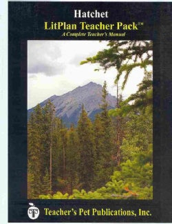 Hatchet LitPlan Teacher Pack (Paperback)