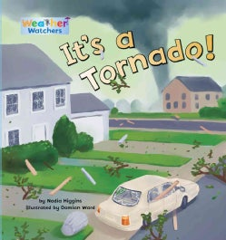 It's a Tornado! (Hardcover)