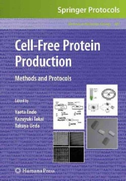 Cell-Free Expression Systems: Methods and Protocols (Hardcover)