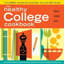 The Healthy College Cookbook (Paperback)