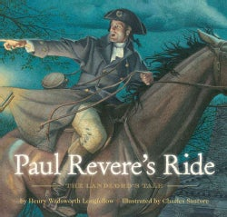 Paul Revere's Ride: The Landlord's Tale (Hardcover)