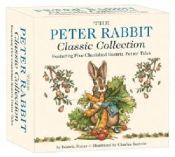 The Peter Rabbit Classic Collection: Flopsy Bunnies, Two Bad Mice, Benjamin Bunny, Mr. Jeremy Fisher, Peter Rabbit (Board book)