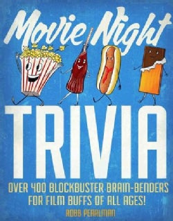 Movie Night Trivia (Paperback)