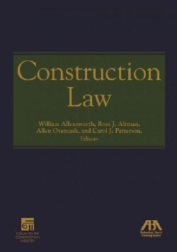 Construction Law (Hardcover)
