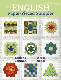 An English Paper-Pieced Sampler (Paperback)