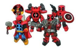 Marvel Minimates Deadpool Assemble (Toy)