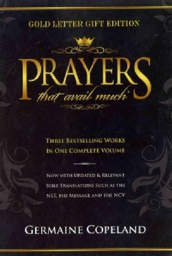 Prayers That Avail Much: Gold Letter (Paperback)